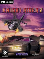 Обложка Knight Rider: The Game 2