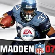 Обложка Madden NFL 07