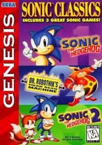 Обложка Sonic Classics