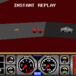 Скриншот Hard Drivin' – Изображение 4