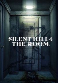 Обложка Silent Hill 4: The Room