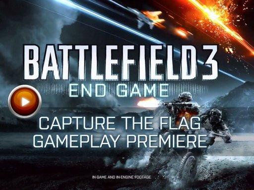 Battlefield 3: End Game. Дебютный геймплейный трейлер
