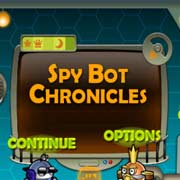 Обложка Spy Bot Chronicles