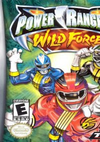 Обложка Power Rangers: Wild Force