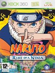Обложка Naruto: Rise of a Ninja