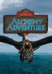 Обложка School of dragons: Alchemy adventure