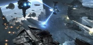 Eve Online. Кинематографический трейлер DLC Citadel
