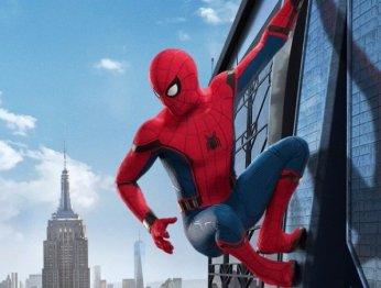 Костюм Человек-паука в«Возвращении домой»: мины и дрон на груди