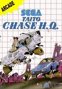 Обложка Chase H.Q.