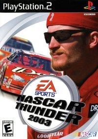 Обложка NASCAR Thunder 2003