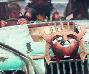 PS4-версия Mad Max содержит эксклюзивные украшения для капота
