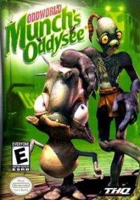 Обложка Oddworld: Munch's Oddysee