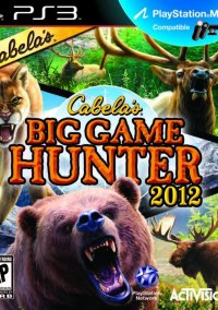 Обложка Cabela's Big Game Hunter 2012