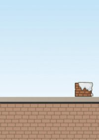 Roof Top Challenge: Crazy Stickman Run & Jump – фото обложки игры