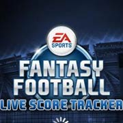 EA Sports Fantasy Football Live Score Tracker