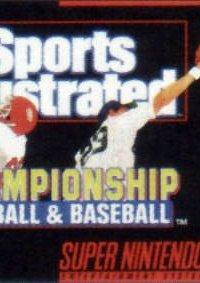 Обложка Sports Illustrated Championship Football & Baseball