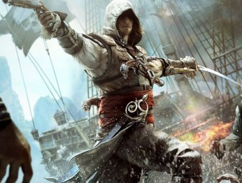 Рецензия на Assassin's Creed 4: Black Flag