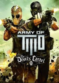 Обложка Army of Two: The Devil's Cartel
