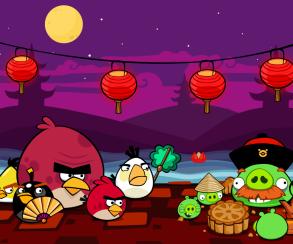 Западные спецслужбы могли следить за игроками в Angry Birds
