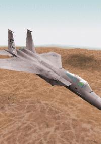 Обложка F-15: The Definitive Jet Combat Simulator