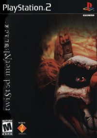 Обложка Twisted Metal: Black