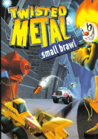 Обложка Twisted Metal: Small Brawl