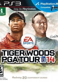 Обложка Tiger Woods PGA Tour 14