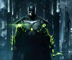 Новые статуи Injustice 2: Бетмен, берегись тентаклей!