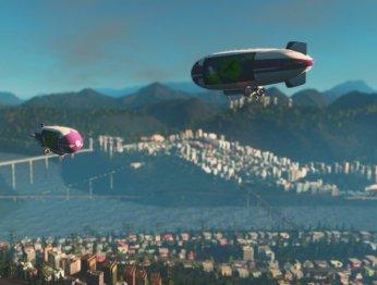 Общественный транспорт станет лучше в новом дополнении Cities Skylines