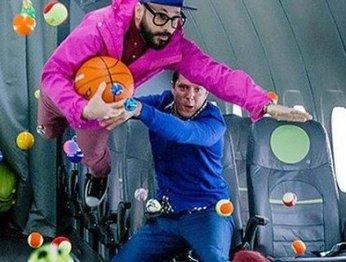 Снятый вневесомости российский клип номинировали на«Грэмми»