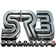 Обложка SEGA Rally 3
