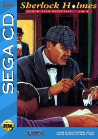 Обложка Sherlock Holmes: Consulting Detective Vol. II