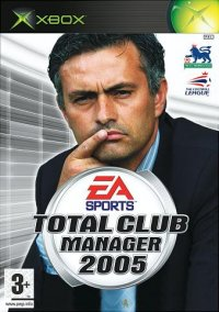 Обложка Total Club Manager 2005