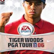 Tiger Woods PGA TOUR 06 – фото обложки игры