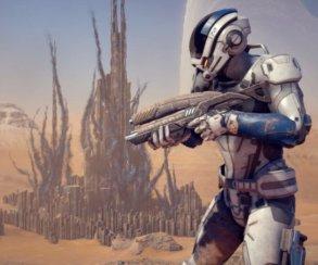 Сравнение Mass Effect: Andromeda вразрешениях 4К и1080р