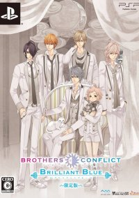 Обложка Brothers Conflict: Brilliant Blue