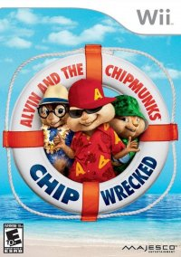 Обложка Alvin and the Chipmunks: Chipwrecked