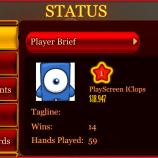 Скриншот PlayScreen Poker 2
