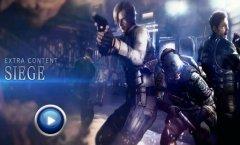 Resident Evil 6. Геймплей дополнительного режима Siege в версии для PC