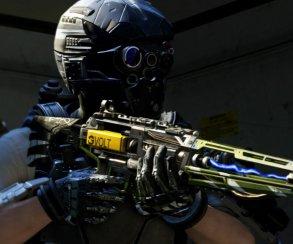 Солдаты взялись за энергетическое оружие в трейлере Advanced Warfare