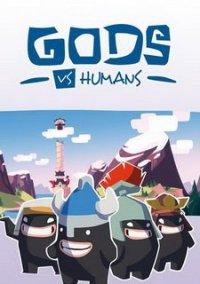 Обложка Gods vs Humans