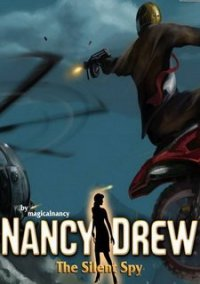 Обложка Nancy Drew: The Silent Spy