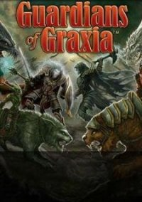 Обложка Guardians of Graxia