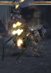 Metal Combat – фото обложки игры