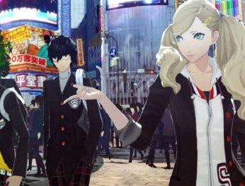 Persona 5 привела критиков ввосторг
