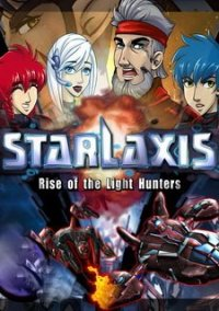 Обложка Starlaxis: Rise of the Light Hunters