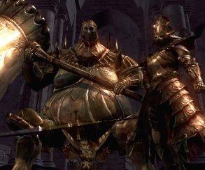 Играем за любого босса первой Dark Souls
