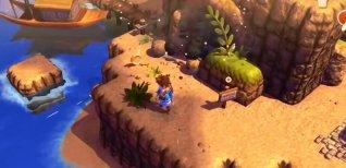 Oceanhorn: Monster of Uncharted Seas. Трейлер к выходу Steam-версии игры