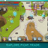 Скриншот Yslandia