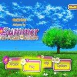 Скриншот Summer Tri-Peaks Solitaire